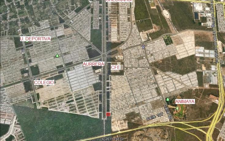 Foto de terreno comercial en venta en  , caucel, mérida, yucatán, 1069883 No. 01