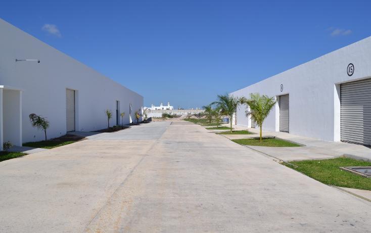 Foto de nave industrial en renta en  , caucel, mérida, yucatán, 1075013 No. 01