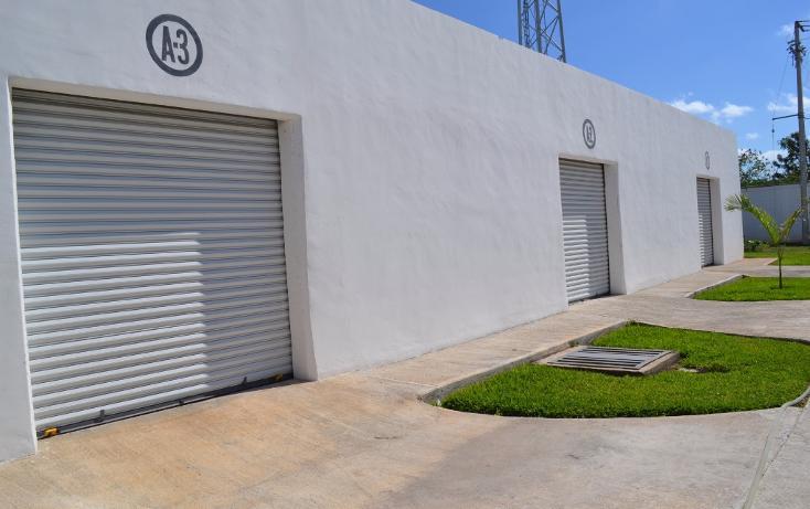 Foto de nave industrial en renta en  , caucel, mérida, yucatán, 1075013 No. 03