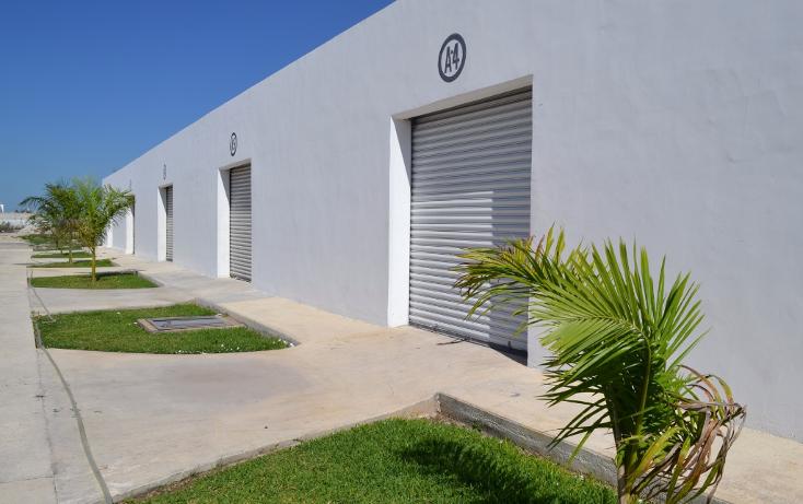 Foto de nave industrial en renta en  , caucel, mérida, yucatán, 1075013 No. 04