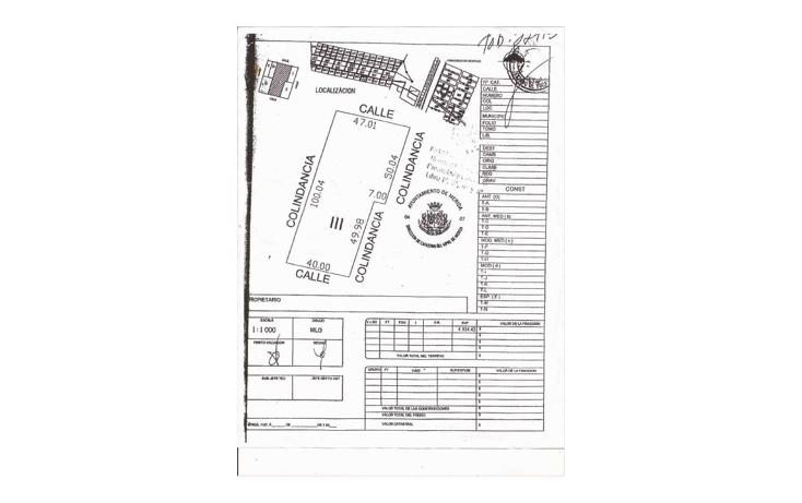 Foto de terreno habitacional en venta en  , caucel, mérida, yucatán, 1081149 No. 02
