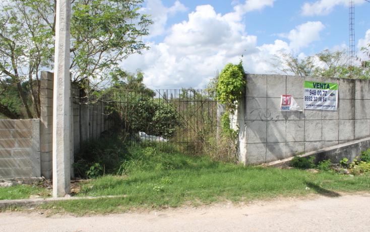 Foto de terreno habitacional en venta en  , caucel, mérida, yucatán, 1088081 No. 02