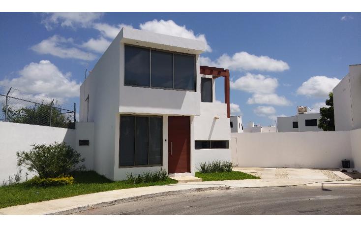 Foto de casa en venta en  , caucel, m?rida, yucat?n, 1092155 No. 01