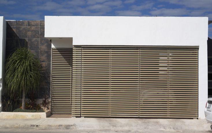 Foto de casa en venta en, caucel, mérida, yucatán, 1096237 no 01