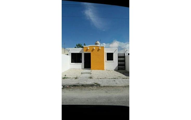 Foto de casa en venta en  , caucel, mérida, yucatán, 1109031 No. 01