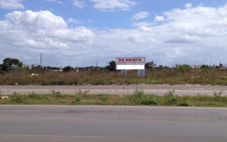 Foto de terreno comercial en renta en  , caucel, mérida, yucatán, 1161847 No. 04