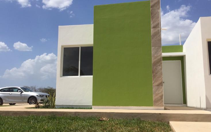 Foto de casa en venta en  , caucel, mérida, yucatán, 1172773 No. 01