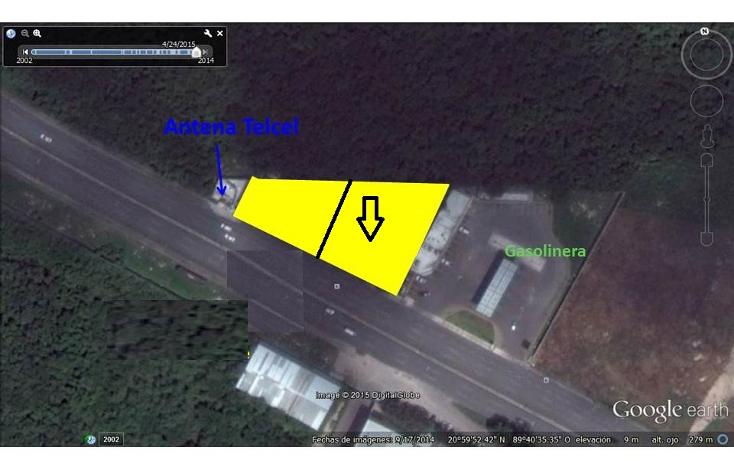 Foto de terreno comercial en renta en  , caucel, m?rida, yucat?n, 1274101 No. 01