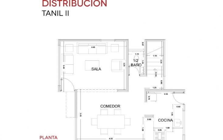 Foto de casa en venta en, caucel, mérida, yucatán, 1285061 no 06