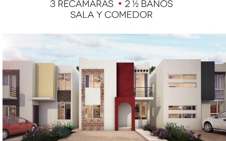 Foto de casa en venta en  , caucel, mérida, yucatán, 1285569 No. 01