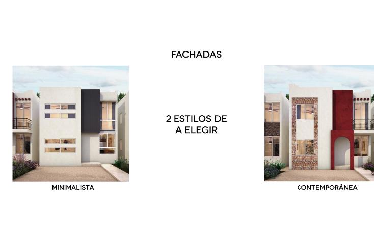 Foto de casa en venta en  , caucel, mérida, yucatán, 1285569 No. 05