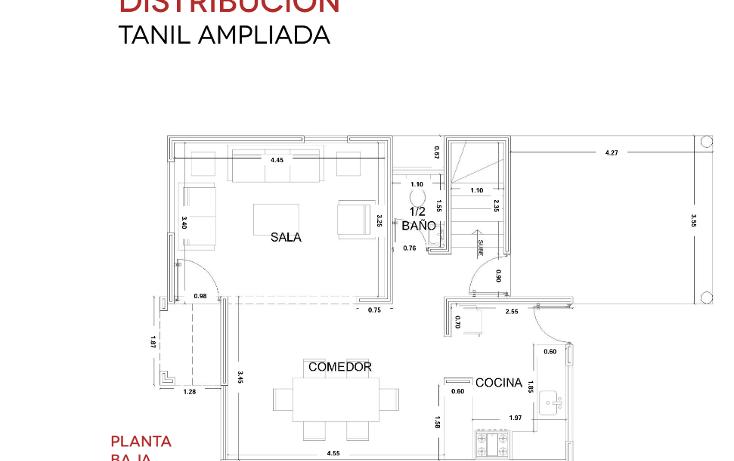 Foto de casa en venta en  , caucel, mérida, yucatán, 1285569 No. 06