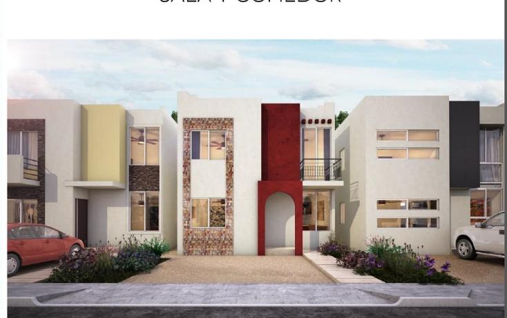 Foto de casa en venta en  , caucel, mérida, yucatán, 1332021 No. 01