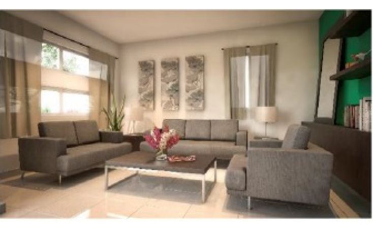 Foto de casa en venta en  , caucel, m?rida, yucat?n, 1332031 No. 02