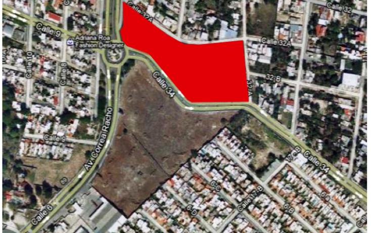 Foto de terreno habitacional en venta en  , caucel, mérida, yucatán, 1435493 No. 01