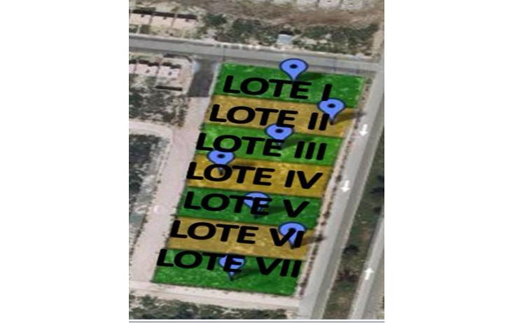 Foto de terreno comercial en venta en  , caucel, mérida, yucatán, 1577594 No. 03