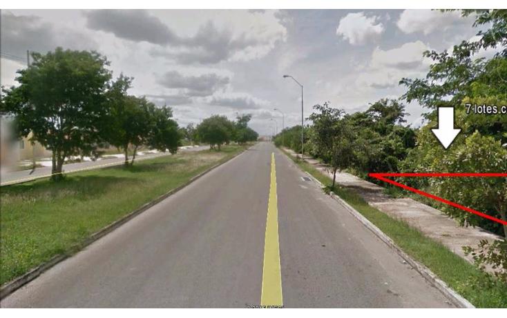 Foto de terreno comercial en venta en  , caucel, mérida, yucatán, 1577594 No. 04
