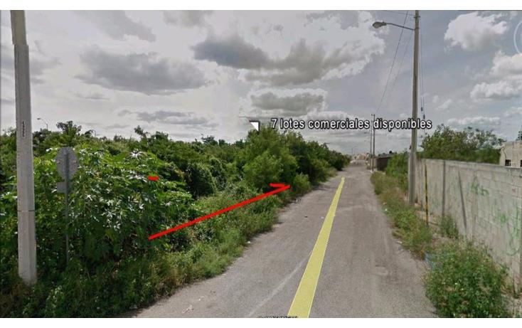 Foto de terreno comercial en venta en  , caucel, mérida, yucatán, 1577594 No. 07