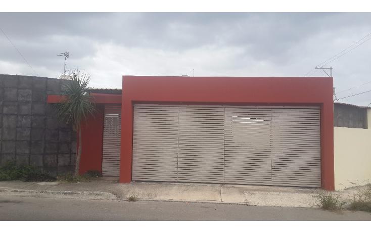 Foto de casa en renta en  , caucel, mérida, yucatán, 1605188 No. 01