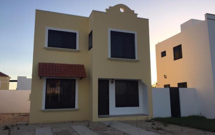 Foto de casa en renta en  , caucel, mérida, yucatán, 1617094 No. 01