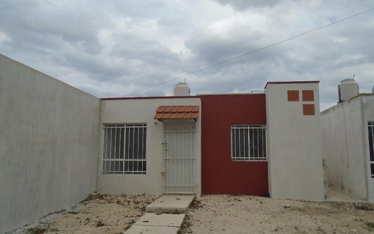 Foto de casa en venta en  , caucel, mérida, yucatán, 1700568 No. 01