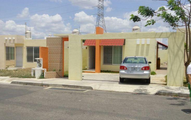 Foto de casa en venta en, caucel, mérida, yucatán, 1820236 no 01
