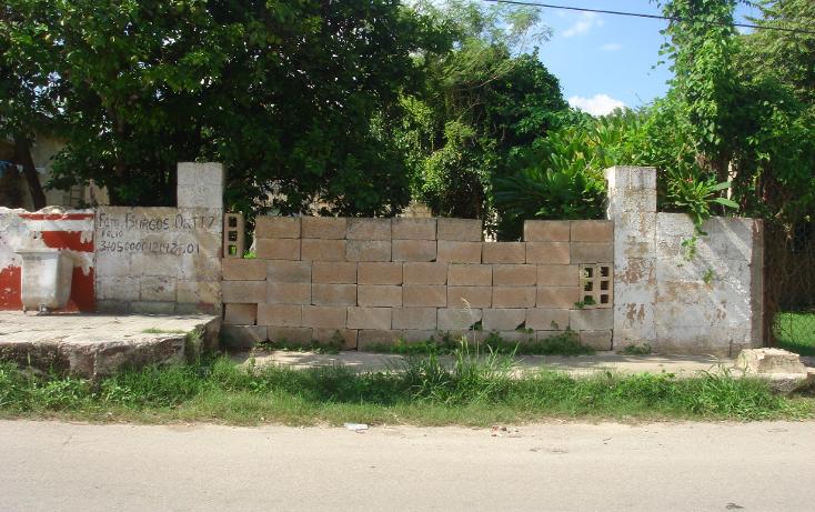 Foto de terreno habitacional en venta en  , caucel, mérida, yucatán, 1865482 No. 01