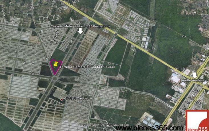Foto de terreno comercial en venta en, caucel, mérida, yucatán, 1873586 no 02