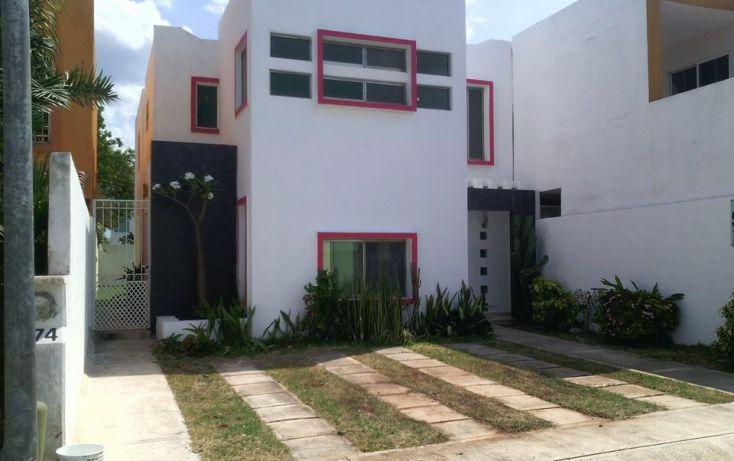 Foto de casa en venta en, caucel, mérida, yucatán, 1896368 no 01