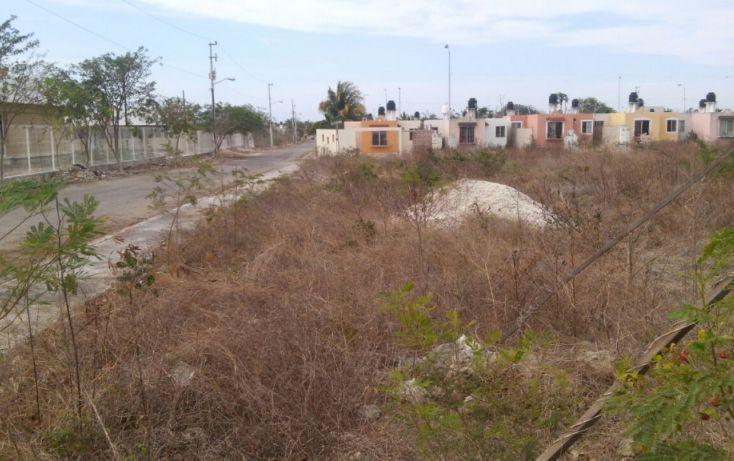 Foto de terreno habitacional en venta en, caucel, mérida, yucatán, 1939442 no 02