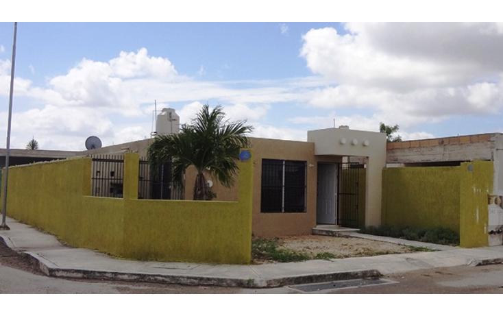 Foto de casa en venta en  , caucel, mérida, yucatán, 1981244 No. 01