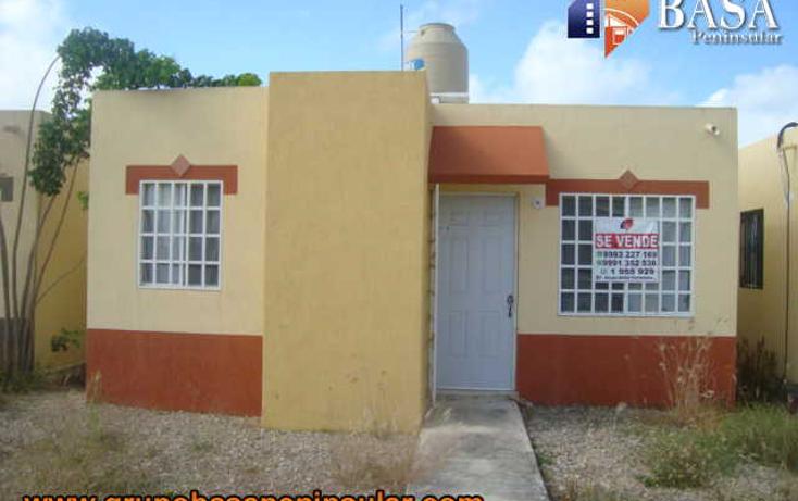 Foto de casa en venta en  , caucel, mérida, yucatán, 1985574 No. 01
