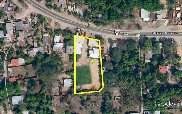 Foto de terreno habitacional en renta en  , cayaco, acapulco de juárez, guerrero, 1270035 No. 02
