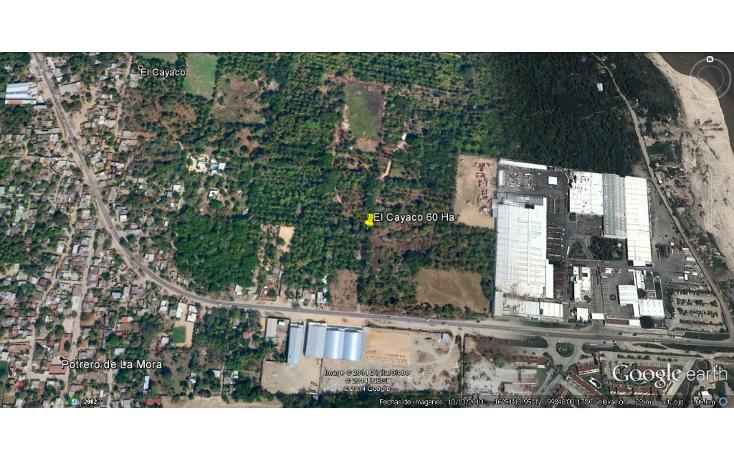 Foto de terreno habitacional en venta en  , cayaco, acapulco de juárez, guerrero, 1270901 No. 01