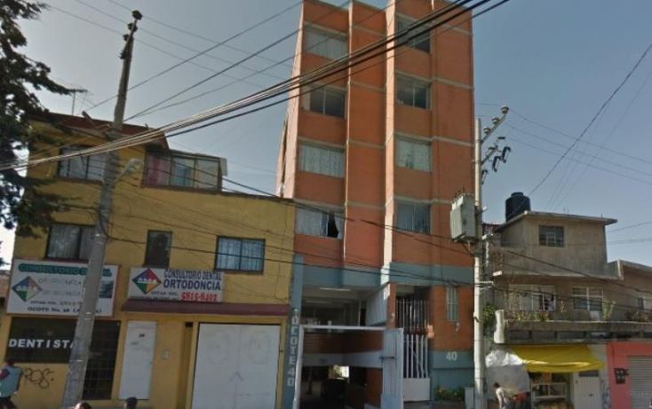 Foto de departamento en venta en cda prolongacion ocote 40, tepetongo, cuajimalpa de morelos, df, 2008660 no 02