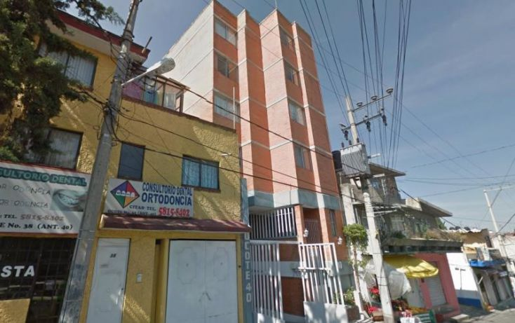 Foto de departamento en venta en cda prolongacion ocote 40, tepetongo, cuajimalpa de morelos, df, 2008660 no 03
