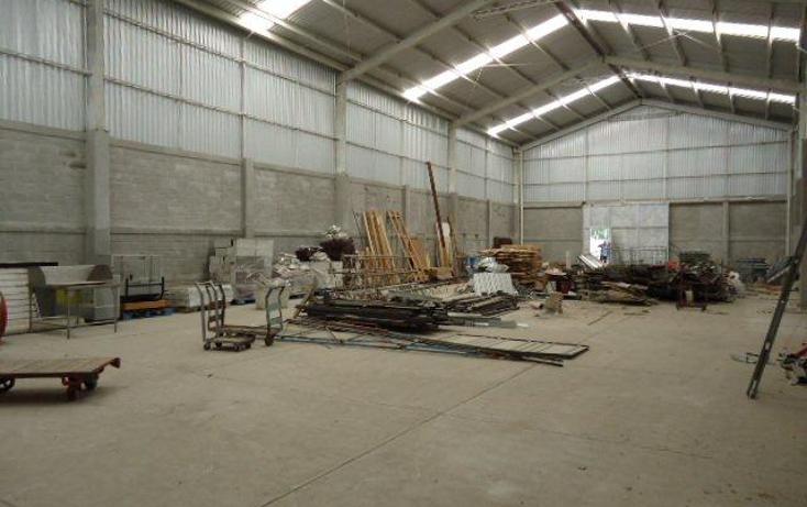 Foto de nave industrial en venta en  , cebadales primera sección, cuautitlán, méxico, 1295925 No. 01