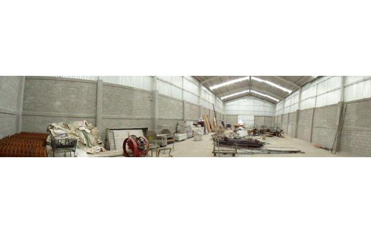 Foto de nave industrial en venta en  , cebadales primera sección, cuautitlán, méxico, 1295925 No. 05