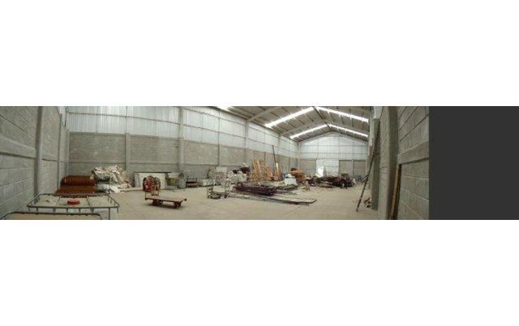 Foto de nave industrial en venta en  , cebadales primera sección, cuautitlán, méxico, 1295925 No. 07