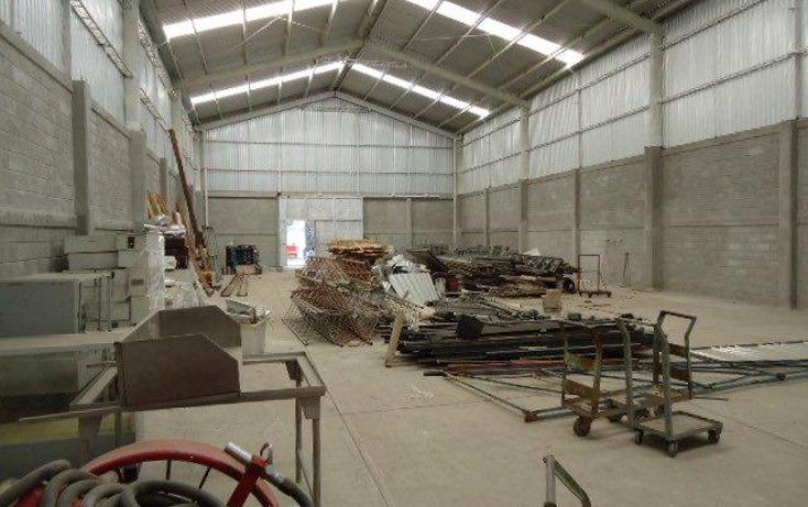 Foto de nave industrial en venta en  , cebadales primera sección, cuautitlán, méxico, 1295925 No. 08