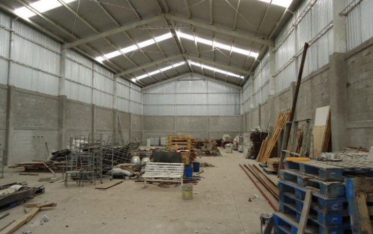 Foto de nave industrial en venta en  , cebadales primera sección, cuautitlán, méxico, 1295925 No. 11