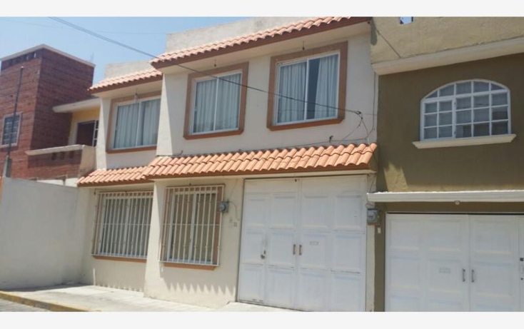 Foto de casa en venta en ceboruco 346, solidaridad electricistas, metepec, méxico, 2359430 No. 01