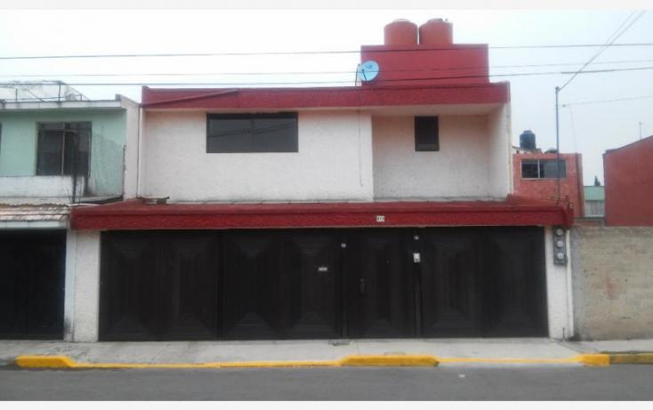 Foto de casa en venta en ceboruco, benito juárez, toluca, estado de méxico, 827797 no 01