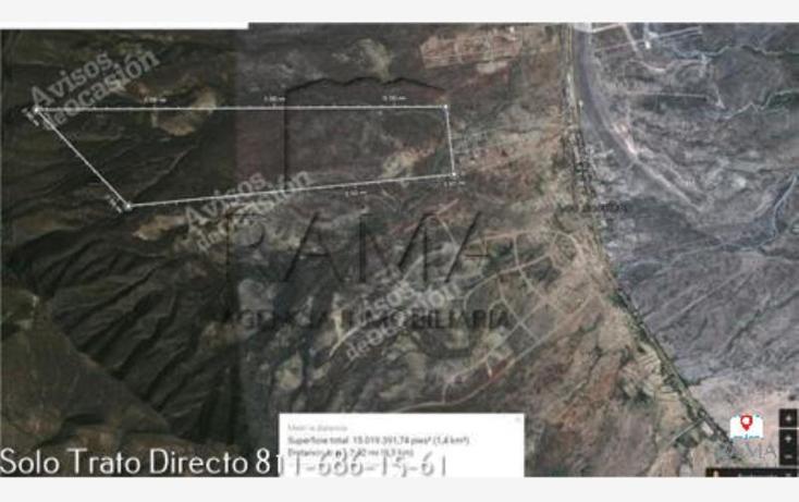 Foto de terreno habitacional en venta en  , cedral, garcía, nuevo león, 2029006 No. 03