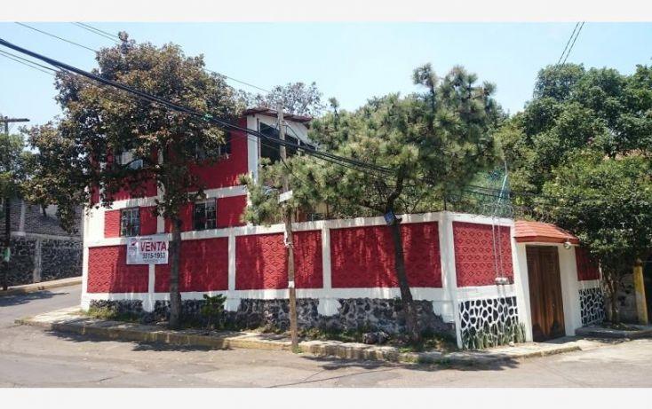 Foto de casa en venta en cedro 1, chimilli, tlalpan, df, 1711192 no 02