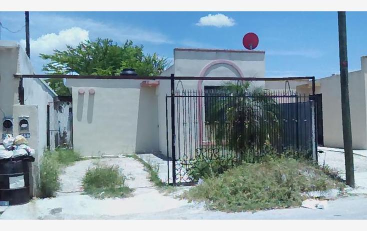Foto de casa en venta en cedro 356, praderas del sol, río bravo, tamaulipas, 2030838 No. 01