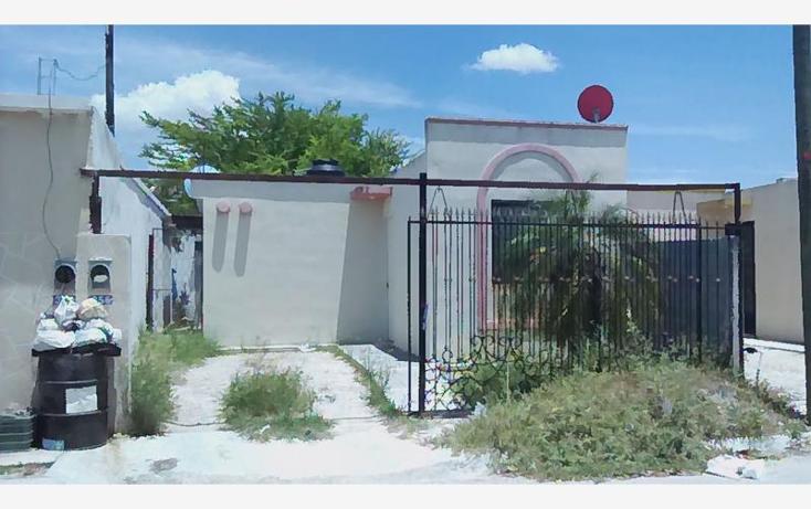 Foto de casa en venta en cedro 356, praderas del sol, río bravo, tamaulipas, 2030838 No. 02