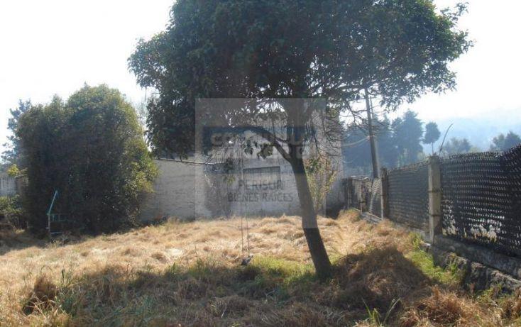 Foto de terreno habitacional en venta en cedro 40, santo tomas ajusco, tlalpan, df, 773301 no 01