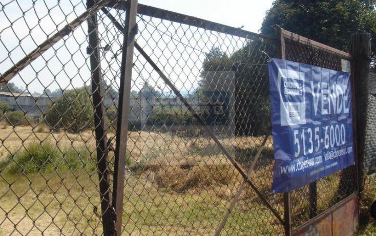 Foto de terreno habitacional en venta en cedro 40, santo tomas ajusco, tlalpan, df, 773301 no 02