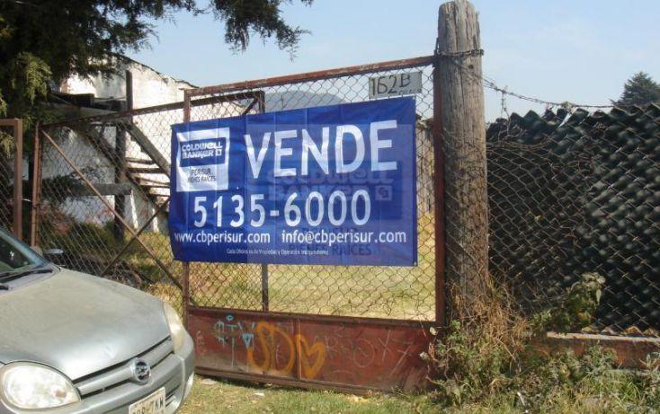 Foto de terreno habitacional en venta en cedro 40, santo tomas ajusco, tlalpan, df, 773301 no 06